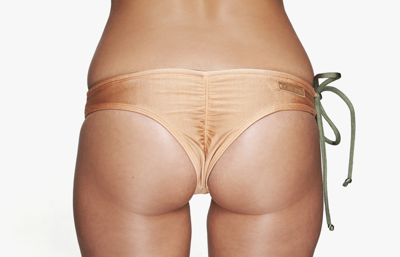 OY 18 Bottom Brasil peach khaki