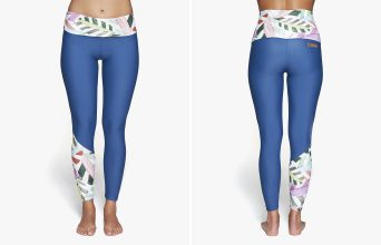 OY 18 Leggings Nias indigo