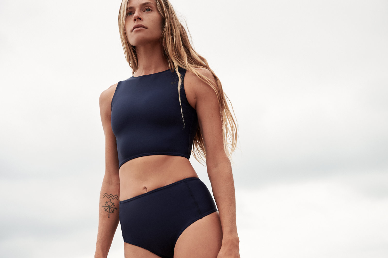OY Surf Apparel Zana and Bahama midnight