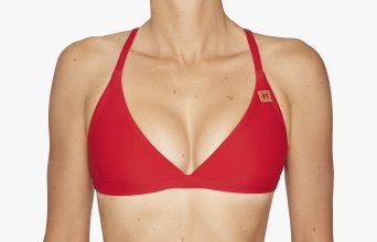 OY Surf Apparel Surf Bikini Malea redcoat