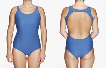 OY 18 Swimsuit Anais indigo