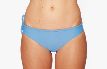 Surf Bikini Bottom | Sumba - misty (front)