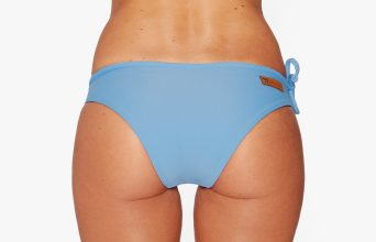 Surf Bikini Bottom | Sumba - misty (back)