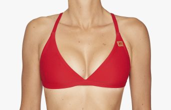 OY Surf Apparel Surf Bikini Malea redcoat