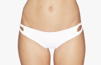 OY Surf Apparel Surf Bikini Hawaii white cordure