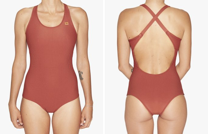 OY Surf Apparel Swimsuit Kaja picante cordure