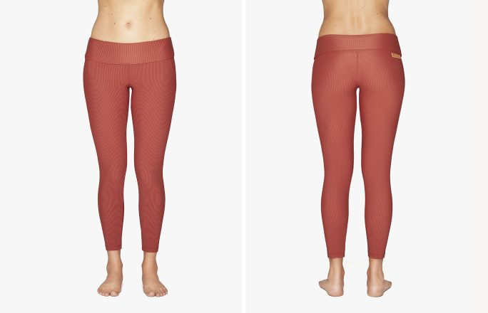 OY Surf Apparel Leggings Nias picante cordure
