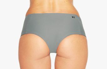 OY Surf Apparel Surf Bikini Bottom Bahama cloud
