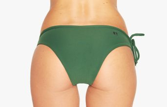 OY Surf Apparel Surf Bikini Bottom Sumba arabesque