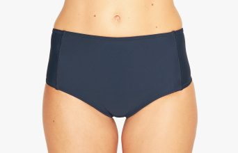 OY Surf Apparel Surf Bikini Bottom Bahama midnight