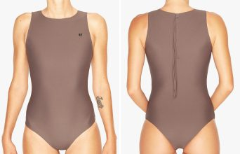 OY Surf Apparel Swimsuit Nila mauve