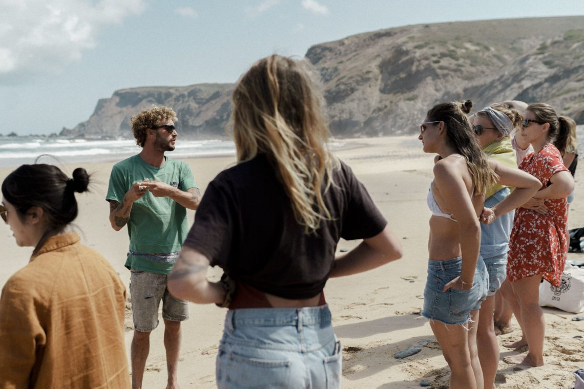 OY Surf Apparel Retreat