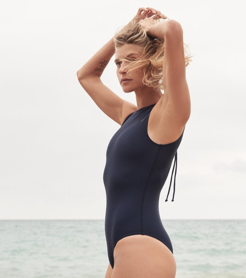 Swimsuit Nila - midnight for Surfing